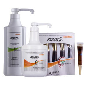 kolors keratin hair care products kit hair conditioner