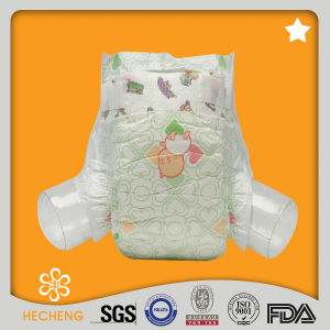 Hot Sale Baby Diaper with Cute Printed on Sale pictures & photos