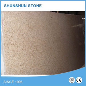 G682 Picked Granite Stone Pillar with Cap pictures & photos