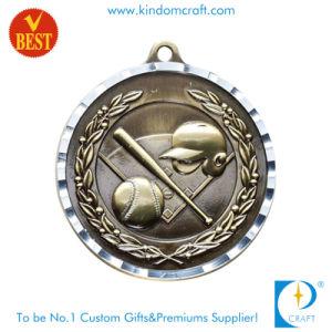 Custom Casting 3D Award Sport Souvenir Baseball Medal pictures & photos