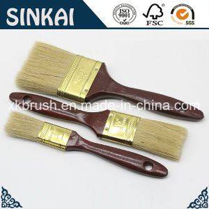 Coffee Color Handle Brush Painting with Nice Quality pictures & photos