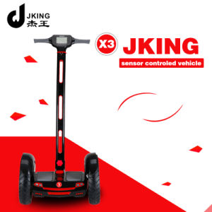 15 Inches Two Wheels Stand Scooter Hoverboard with Handle