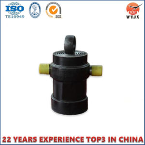 Under Body Hoist for Side-Dump Truck Hydraulic Cylinder pictures & photos