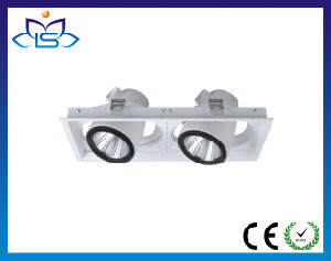 2015 The Most Hot-Selling CREE COB 20W *2 LED Downlight