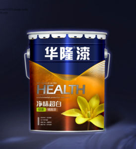Hualong Economic Non-Smell 361 Enviromental Health Emulsion Wall Paint pictures & photos