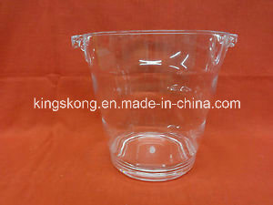 Clear Acrylic Champagne Bucket Ice Bucket pictures & photos