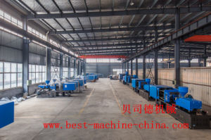 High Quality Plastic Pet Preform Injection Moulding Machine pictures & photos