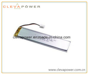 3.7V 1000mAh Li-Polymer Battery with 500+ Cycles Life and Reliable Performance