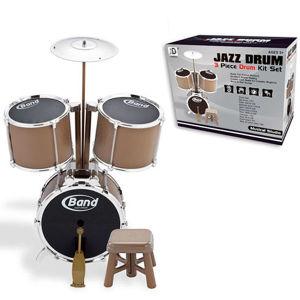 Top Grade 3 Piece Toys Drum Set Musical Instruments Drum Kit (10168108) pictures & photos