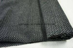 Tweed Woolen Wool Fabric in 100% Wool
