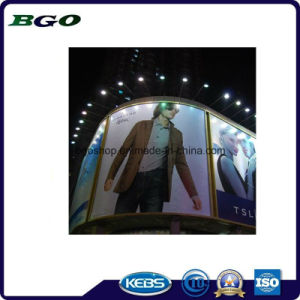 PVC Frontlit Flex Banner X-Banner Material Canvas (500dx1000d 18X12 610g) pictures & photos