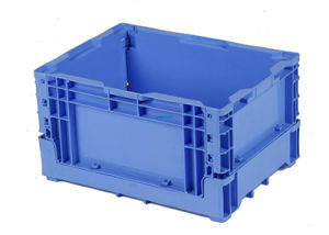 Plastic Injection Mould for Turnover Box (ISO9001)