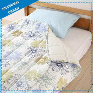 100%Cotton Print Bedding and Quilt pictures & photos