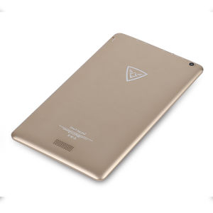 Hot Sale 6000 Ma 8.0mm Thin 1.5GHz Quad-Core Processor 10.1 Inches Thinnest Golden Tablet PC pictures & photos