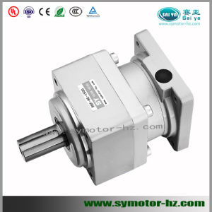 Helical Gearbox for 4500W Servo Motor, Gearbox Manufacture pictures & photos