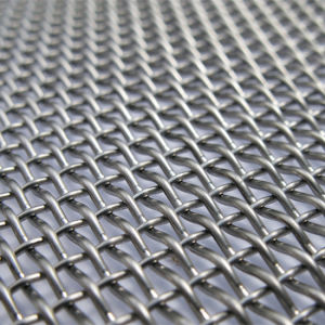 China Stainless Steel Woven Wire Mesh Low Cost pictures & photos
