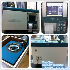 Automatic Oxygen Bomb Calorimeter for Coal pictures & photos