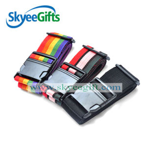 Luggage Belt with Password Locked Release Buckle Luggage Lanyard pictures & photos