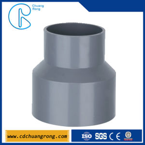 5 Way PVC Fitting Reducing Coupling pictures & photos