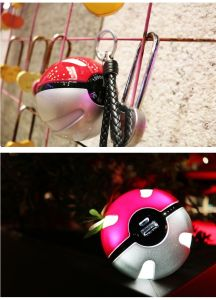 Pikachu Magic Ball Pokeball Power Bank Pokemon Go Portable Power Bank pictures & photos