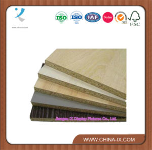 High Quality Melamine Faced Particle Board pictures & photos