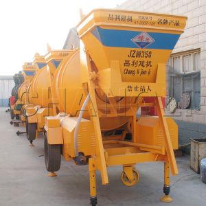 Jzm750, (20-30m3/h) Electric Small Concrete Mixer pictures & photos