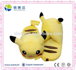 Pikachu Plush Slipper in Hotsale pictures & photos