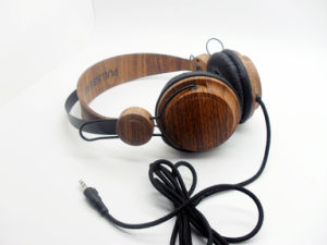 Fansion Wood Bass Headphone or Music Fans pictures & photos