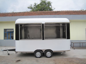China, Snack, Donut, Booth. Vending, Mobile Foods Trailer, Carts pictures & photos