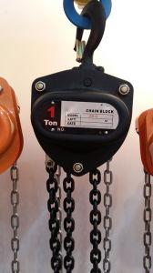 1 Ton to 5 Ton Double Pawl Manual Chain Block pictures & photos