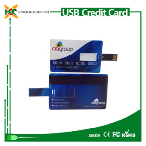 Bulk Credit Card USB Sticker Pen Drive pictures & photos