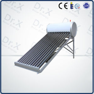 High Efficiency Compact Pre-Heating Solar Power Water Heater pictures & photos