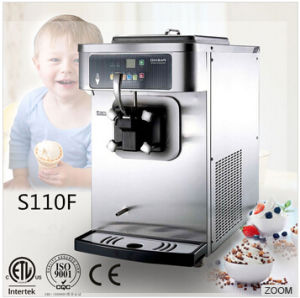Largest Supplier of Pasmo S110 Soft Ice Cream Making Machine