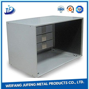 Sheet Metal Chassis Base with Stamping/Welding/Laser Cutting pictures & photos