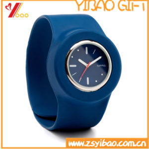 Promotion Gift Wholesale Silicone Slap Wristband pictures & photos