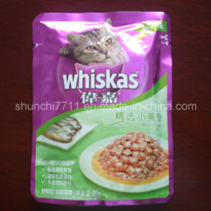 Fresh Cat Food Packaging Bag pictures & photos