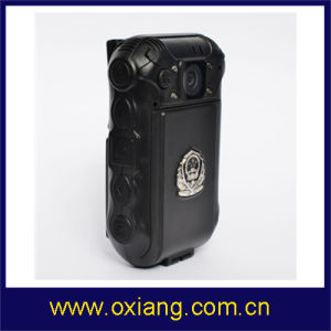 Waterproof HD1080p Police Body Worn Camera with Remote Control pictures & photos