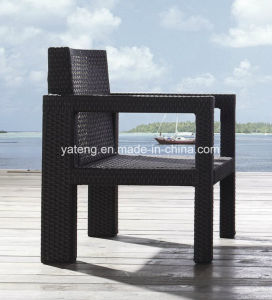 Cheaper Folding Stackable Big Loading Quantity Outdoor Garden Furniture Sofa Set (YT216) pictures & photos