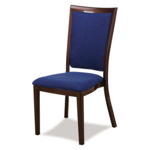 Imitate Wooden Restaurant Dining Chair pictures & photos