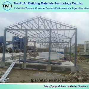 H Section Structure Steel Building for Supper Market pictures & photos