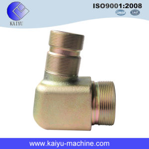 China Zhejiang Factory Mitre Elbow Pipe Fitting pictures & photos