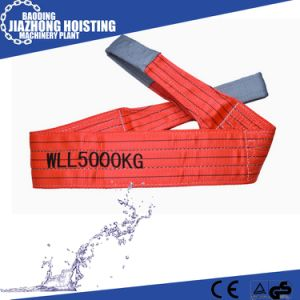 Colourful Polyester Lifting Belt Sling/Nylon Webbing Sling pictures & photos