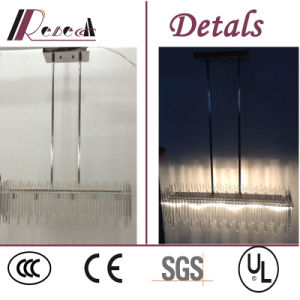 Modern Hotel Decorative LED Glass Tube Ceiling Light pictures & photos