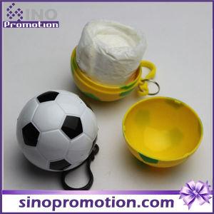 Wholesale Custon Fashion Women Disposable Ball Rain Poncho pictures & photos
