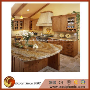 Surface Polished Granite Kitchen Island Countertop pictures & photos