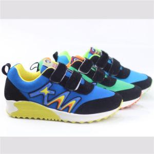 Children Sport Shoes Injection Shoes (snc-260024) pictures & photos