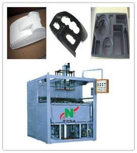 Thick Sheet Semi-Automatic Vacuum Forming Machine