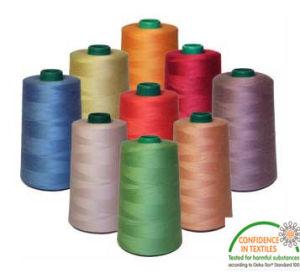 100% Tfo Polyester Threads (40/2 20/2 OEKO TEX)