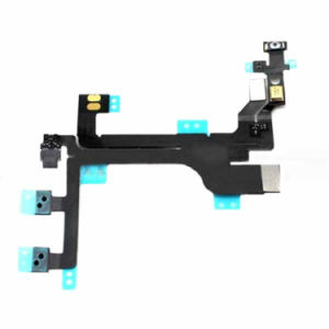 Mobile Phone Parts Power Button Flex Cable for iPhone 5c pictures & photos