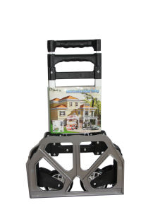 New Aluminum Folding Hand Trolley for Globle Market pictures & photos